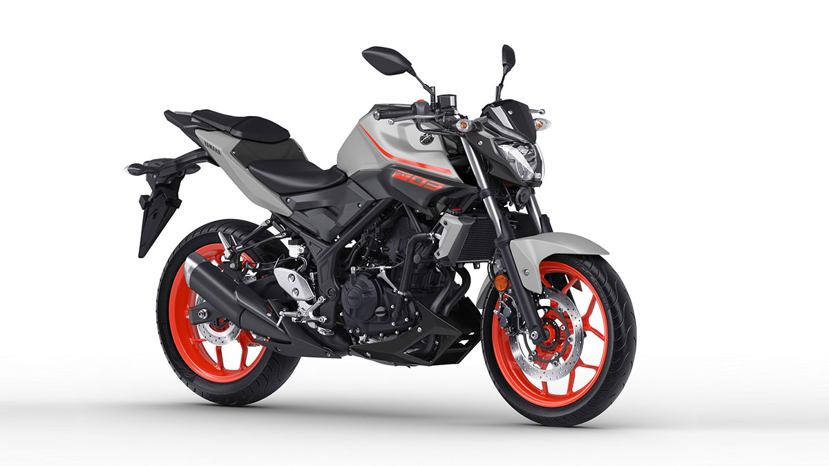 Specs Motorcycle: Perfomance Yamaha MT 03
