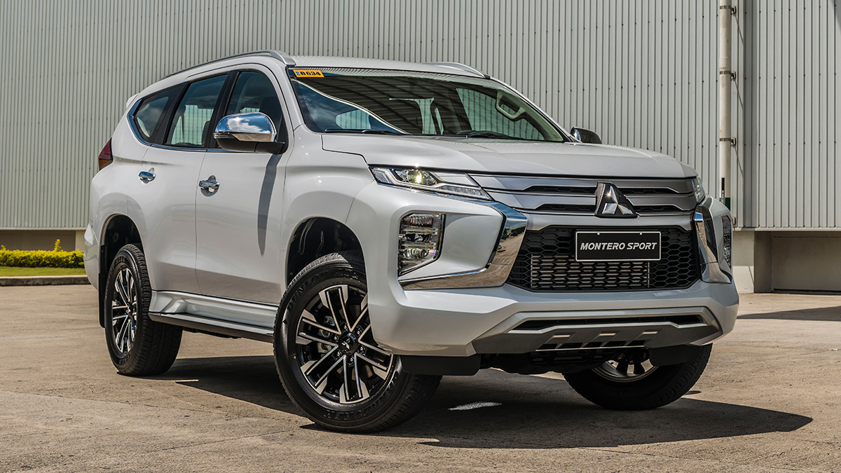 2020 All Mitsubishi Pajero Price