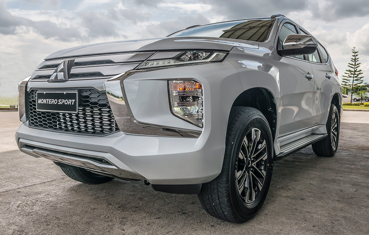 2020 Mitsubishi Montero Sport Specs Prices Features