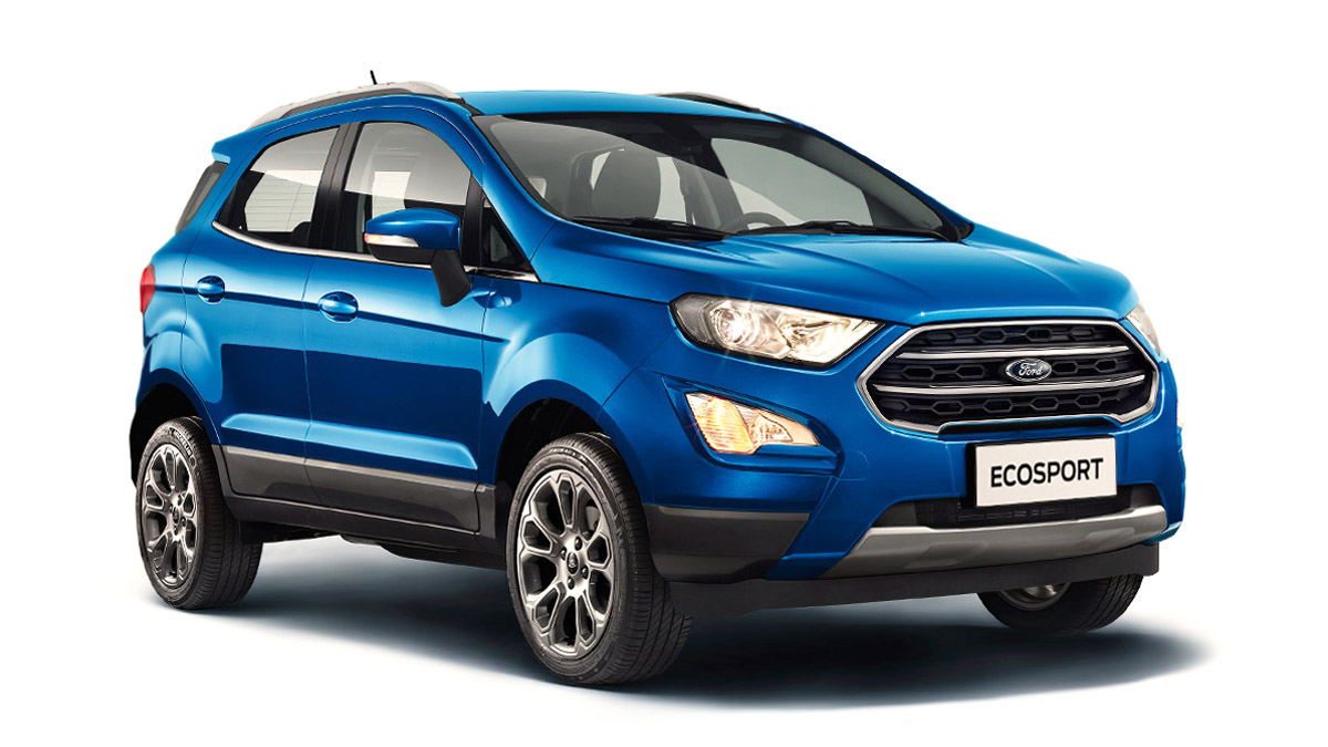 2019 Ford Ecosport Philippines Price Specs Review Price
