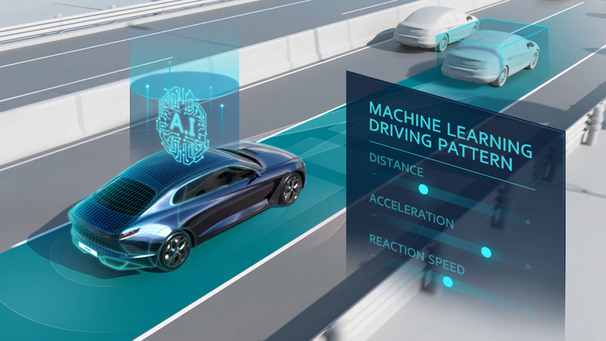 Hyundai machine learning Smart Cruise Control debuts
