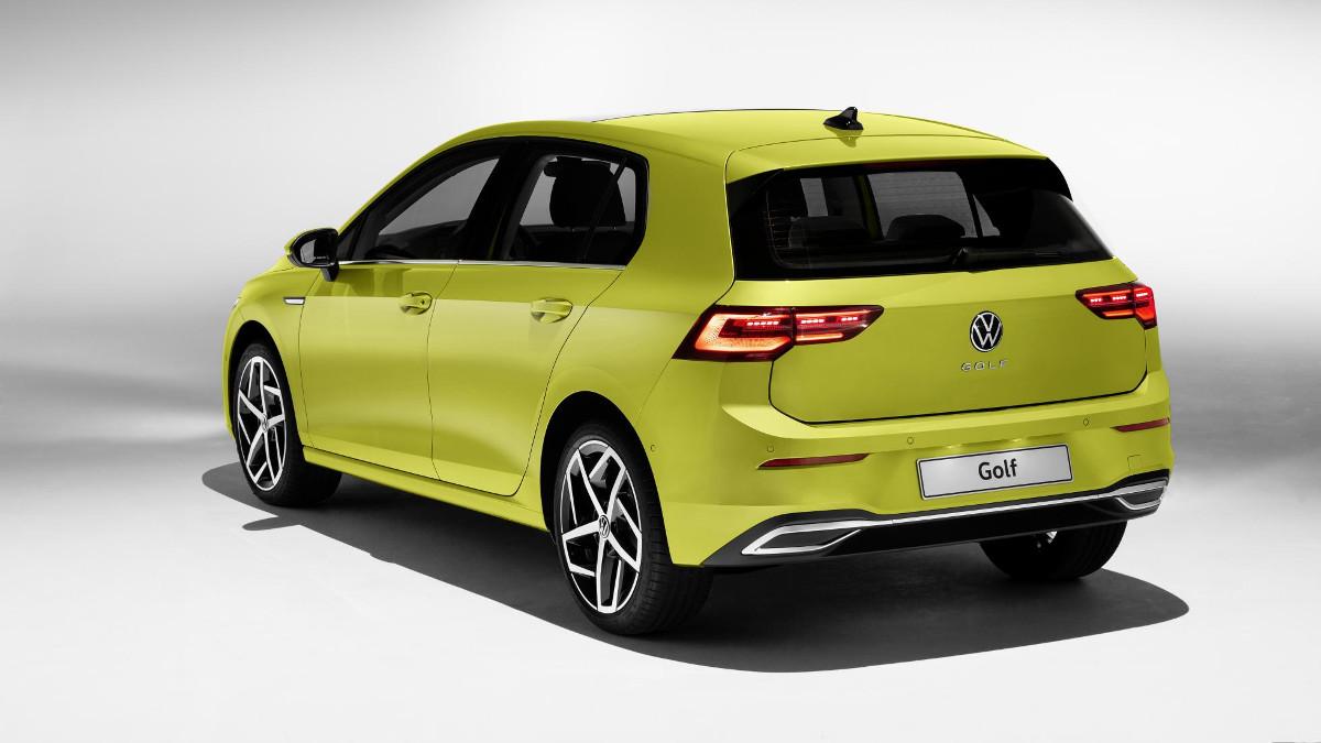 2020 volkswagen golf mk8: specs, features, photos
