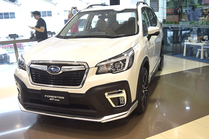 2020 Subaru Forester Gt Preview Specs Price Features