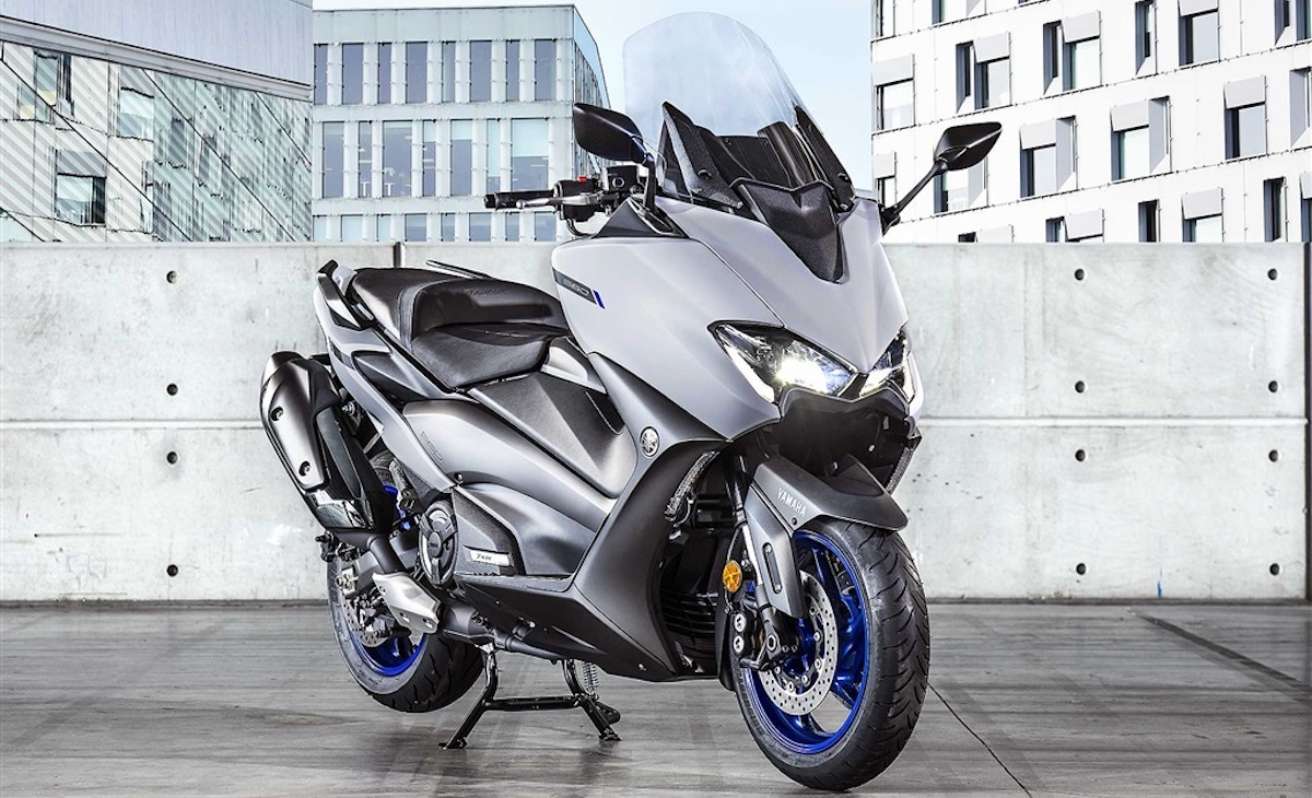 2020 Yamaha TMax 560 Packs A Larger 562cc Engine With More