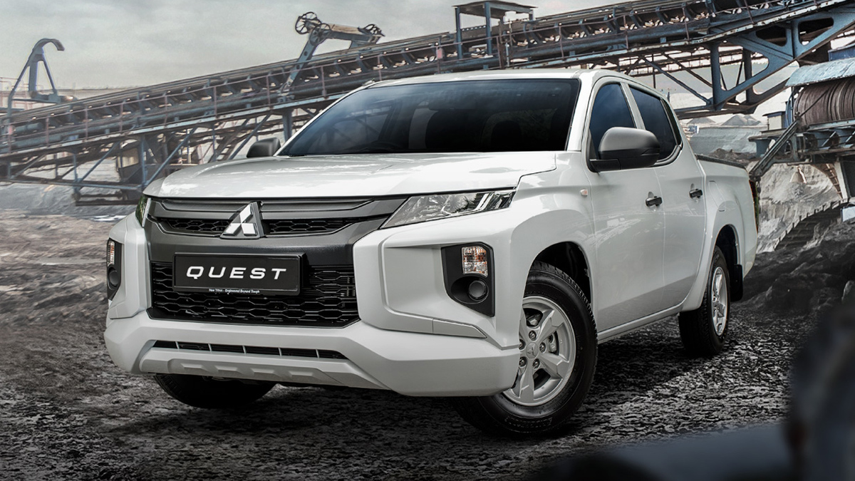 2020 Mitsubishi Strada Specs Prices Features