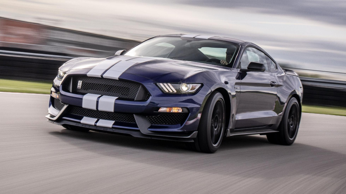 2020 Ford Mustang Shelby Gt 350 Redesign