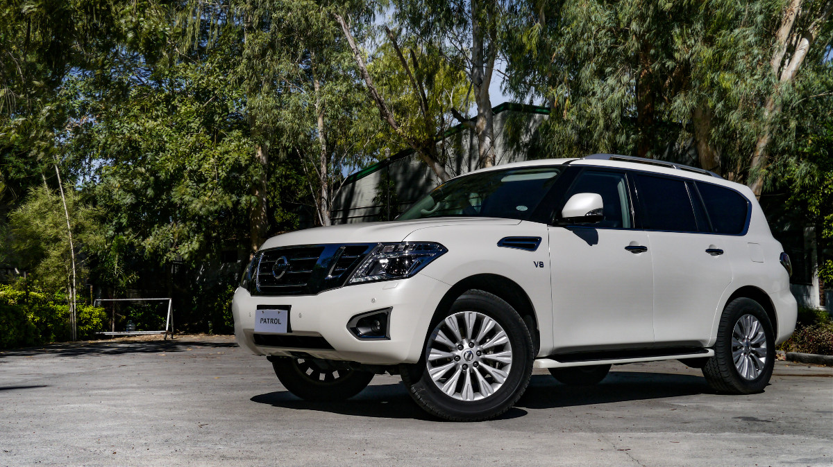 2020 nissan patrol royale: review, price, photos, features