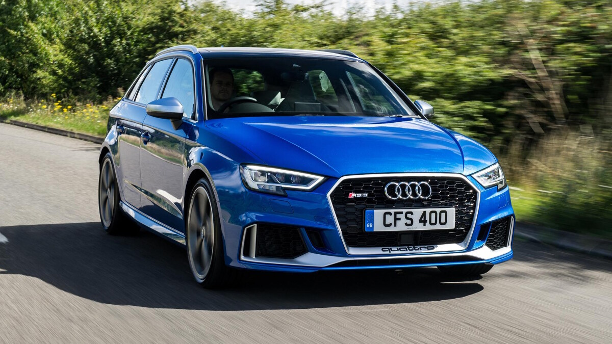 2020 Audi RS3: price, specs, features, photos