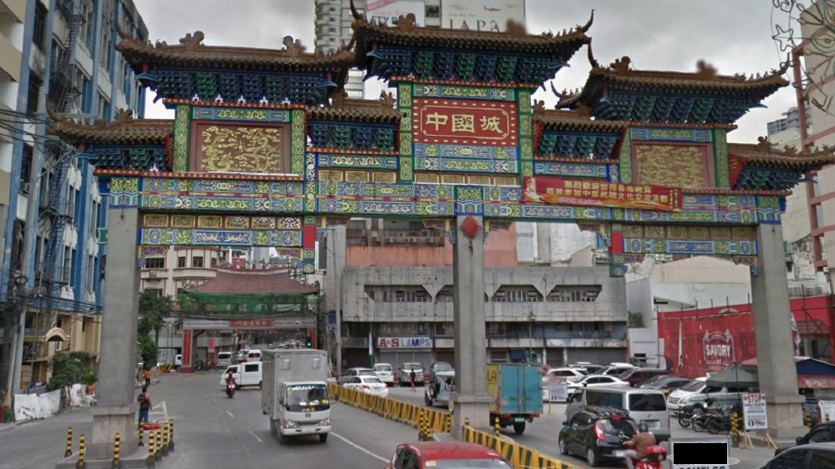 These roads in Manila City will be closed for Chinese New Year