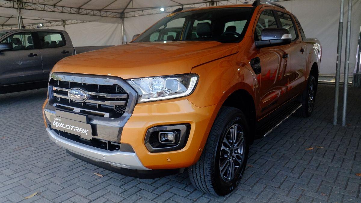 Ford Ranger Wildtrak Top Gear Philippines
