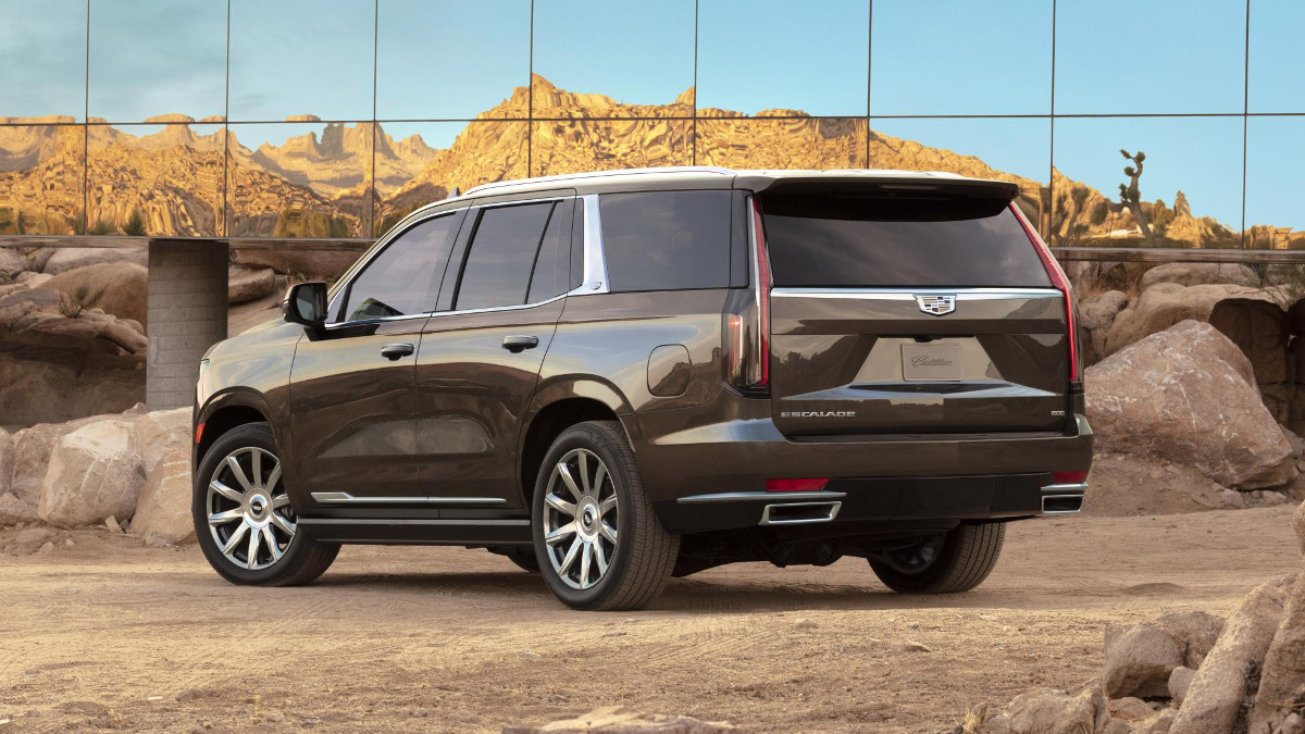 2020 Cadillac Escalade: Specs, Features, Photos