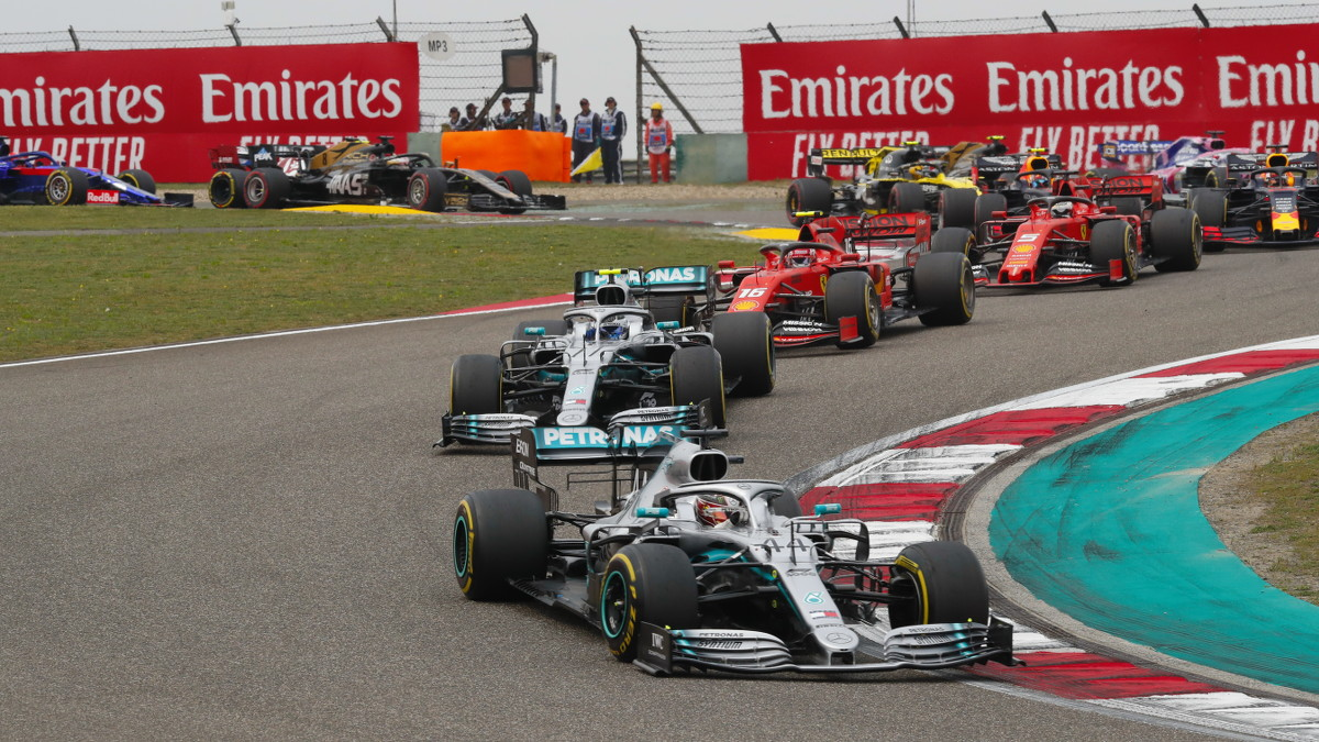 Chinese Grand Prix officially postponed because of coronavirus outbreak!