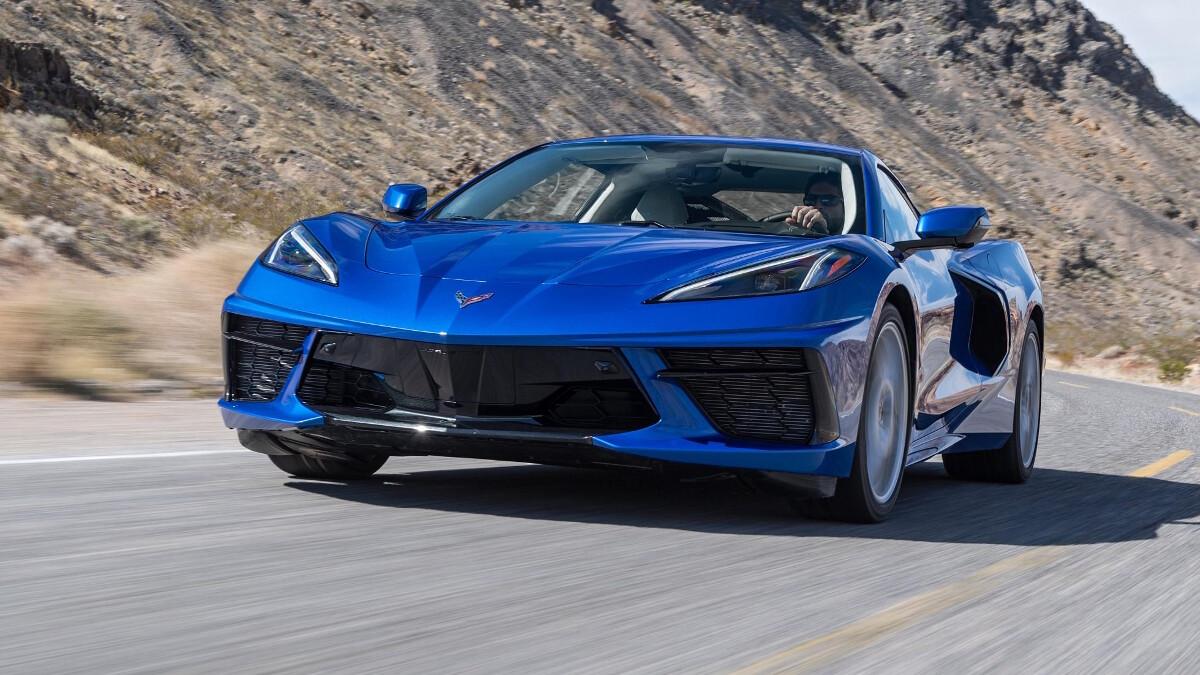 2020 Chevrolet Corvette Stingray: Review, Price, Photos ...