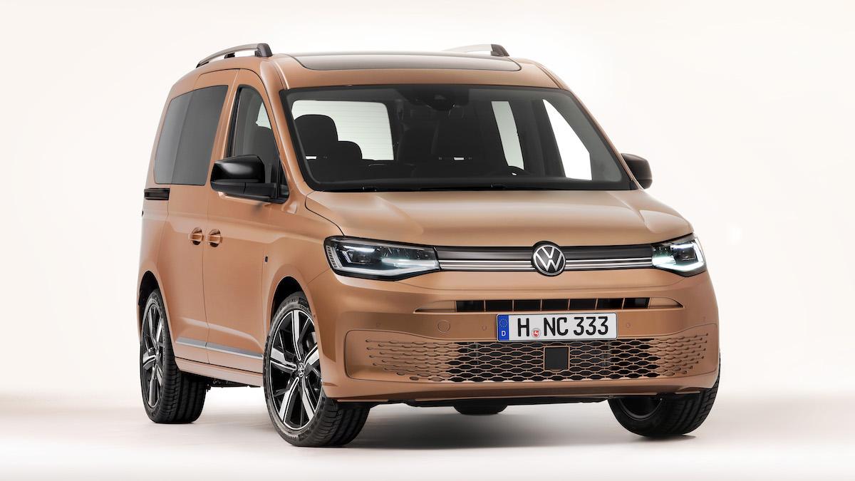 2020 volkswagen caddy: specs, features, photos, sketches
