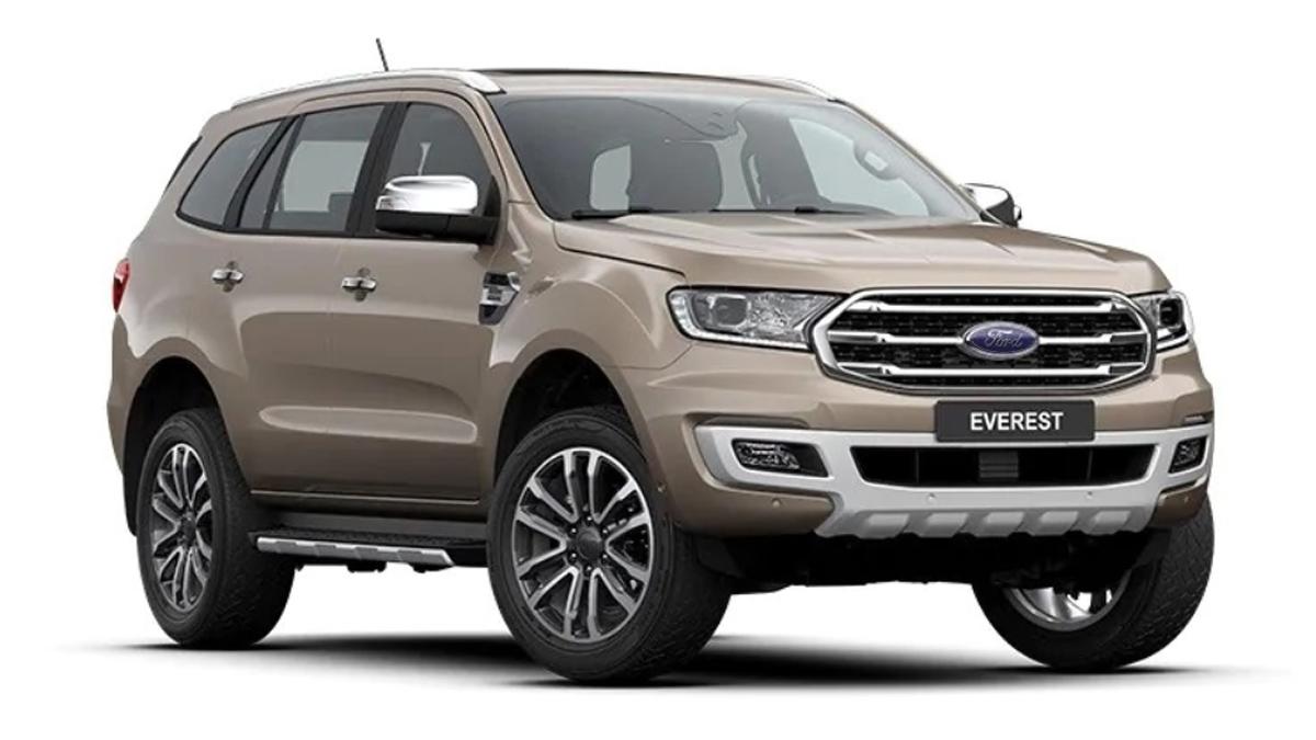 2020 Ford Everest Philippines Price Specs Review Price Spec