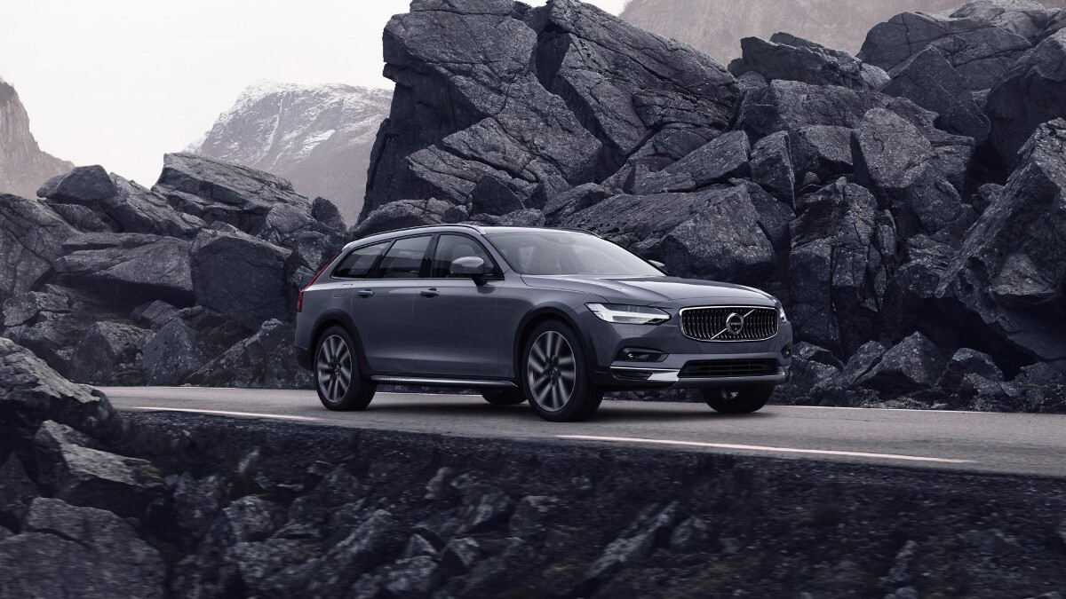 2020 Volvo S90, V90, V90 Cross Country: Specs, Features ...