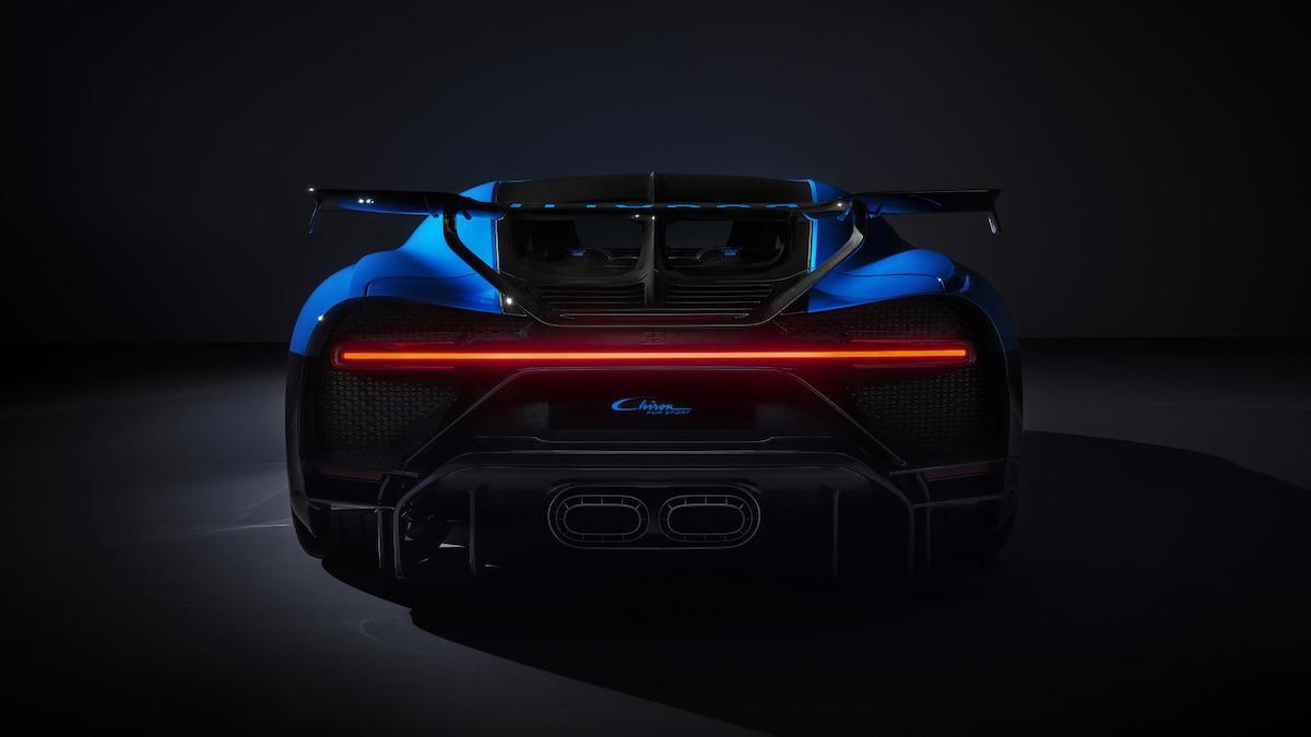 2020 Bugatti Chiron Pur Sport Specs Features Price Photos