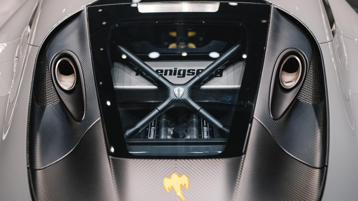 Car tech: The Koenigsegg Gemera's camless 600hp explained
