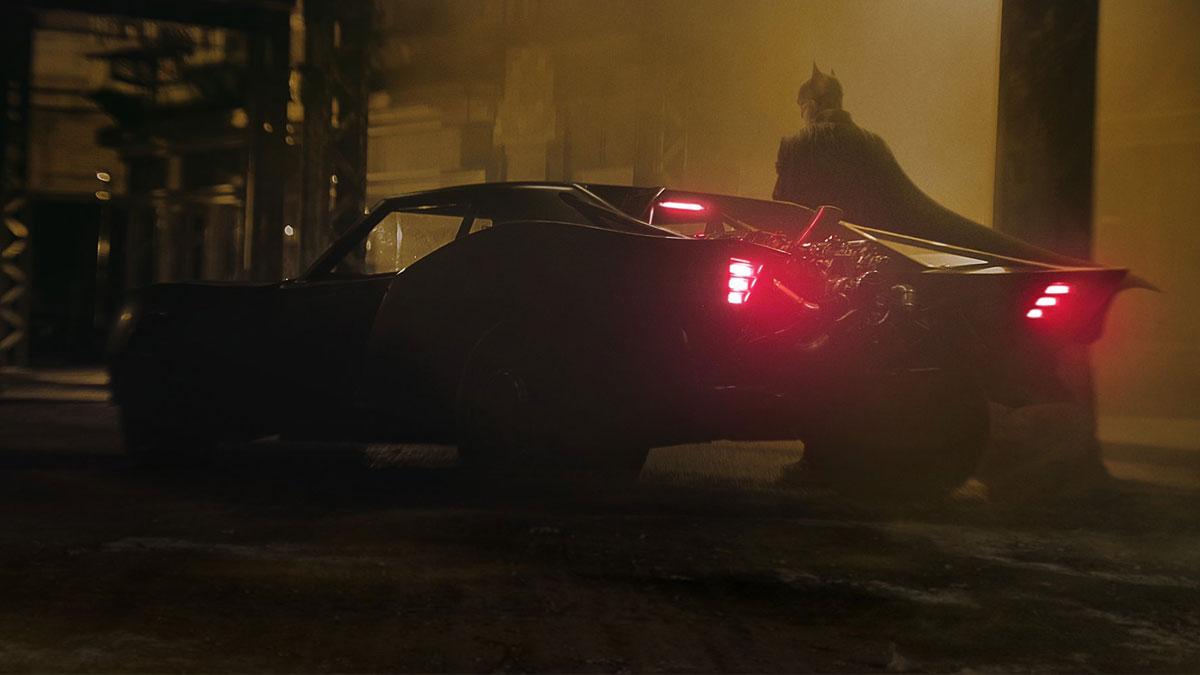 Matt Reeves Shares the First Photos of The Batman's Batmobile