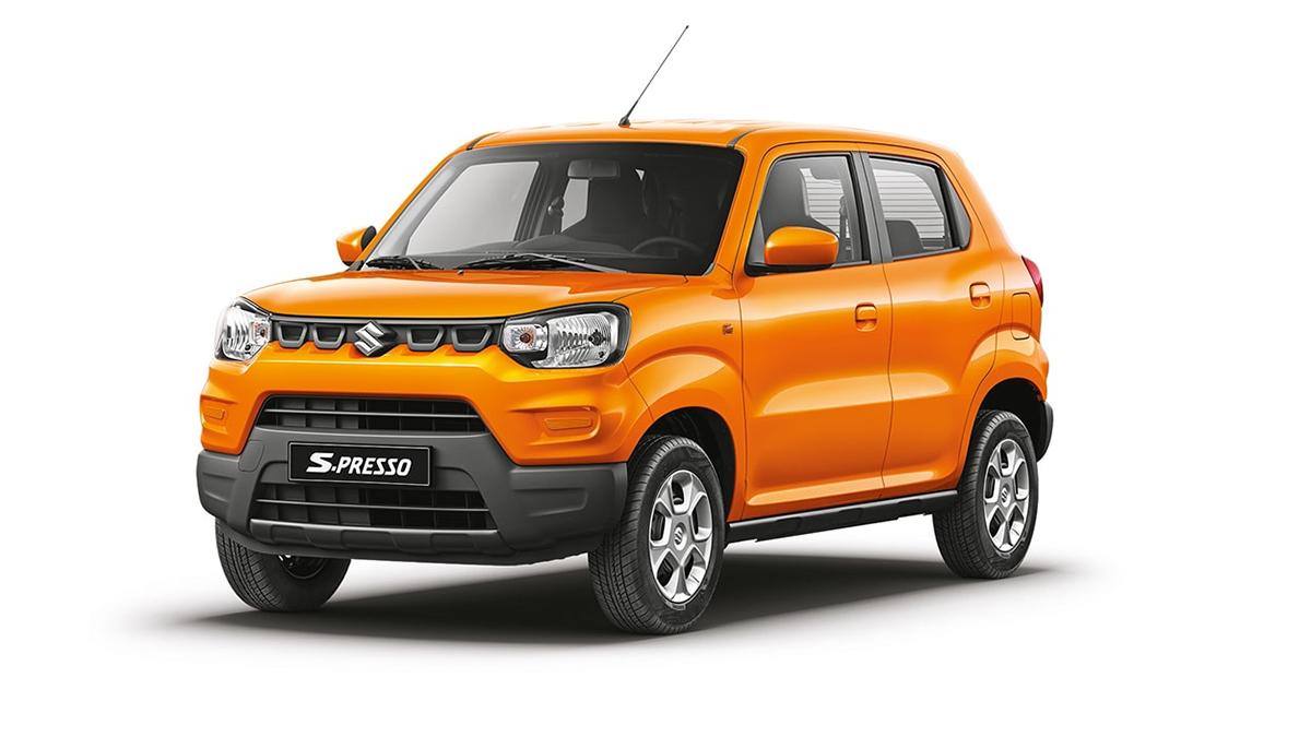 Maruti Suzuki S-Presso: Price, Average, Specifications