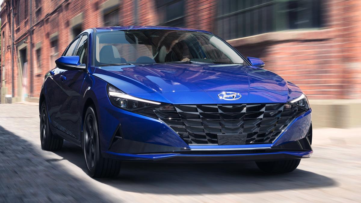 Car News 2020 All New Hyundai Elantra Facelifted Toyota Wigo Launch