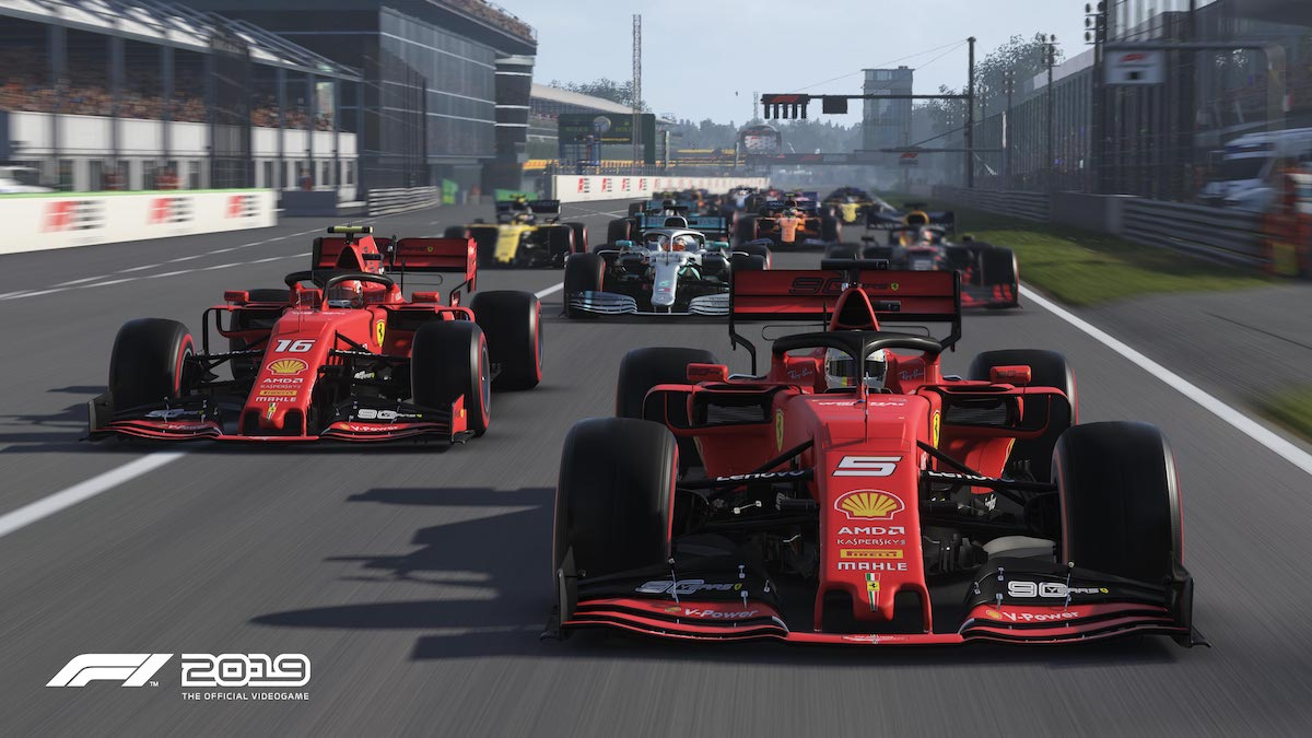F1 reveals Virtual Grand Prix series to replace postponed races