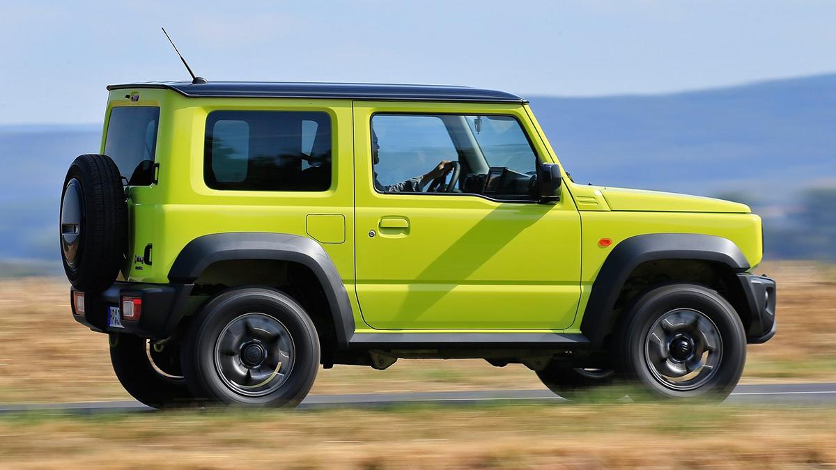 2020 Suzuki Jimny: Specs, Prices, Features