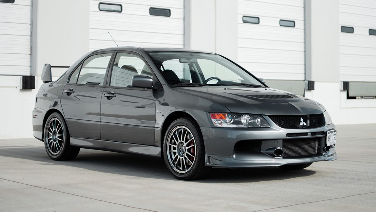 Mitsubishi Lancer Evolution Top Gear Philippines
