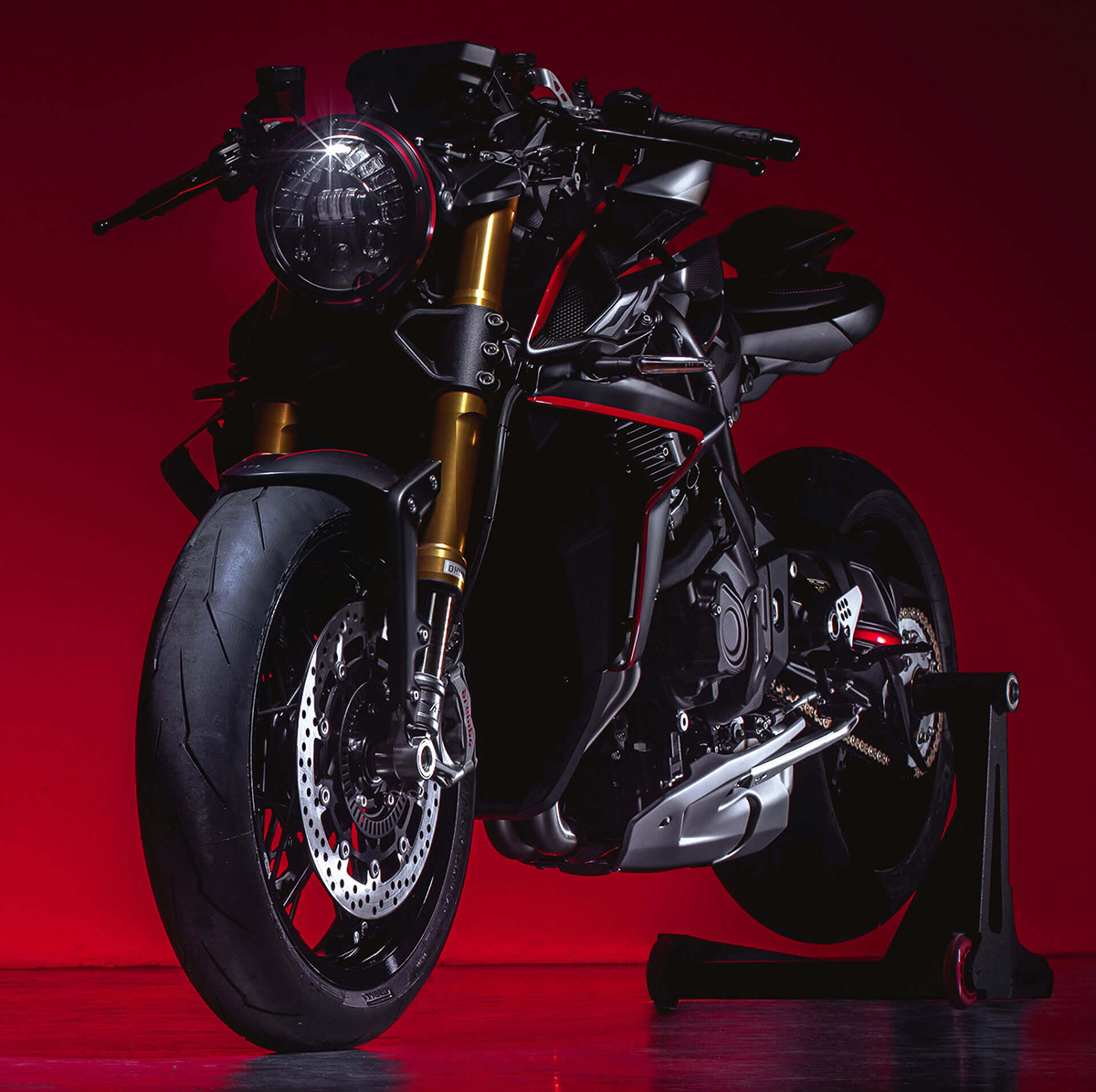 2020 MV Agusta Rush 1000 Enters Production In June