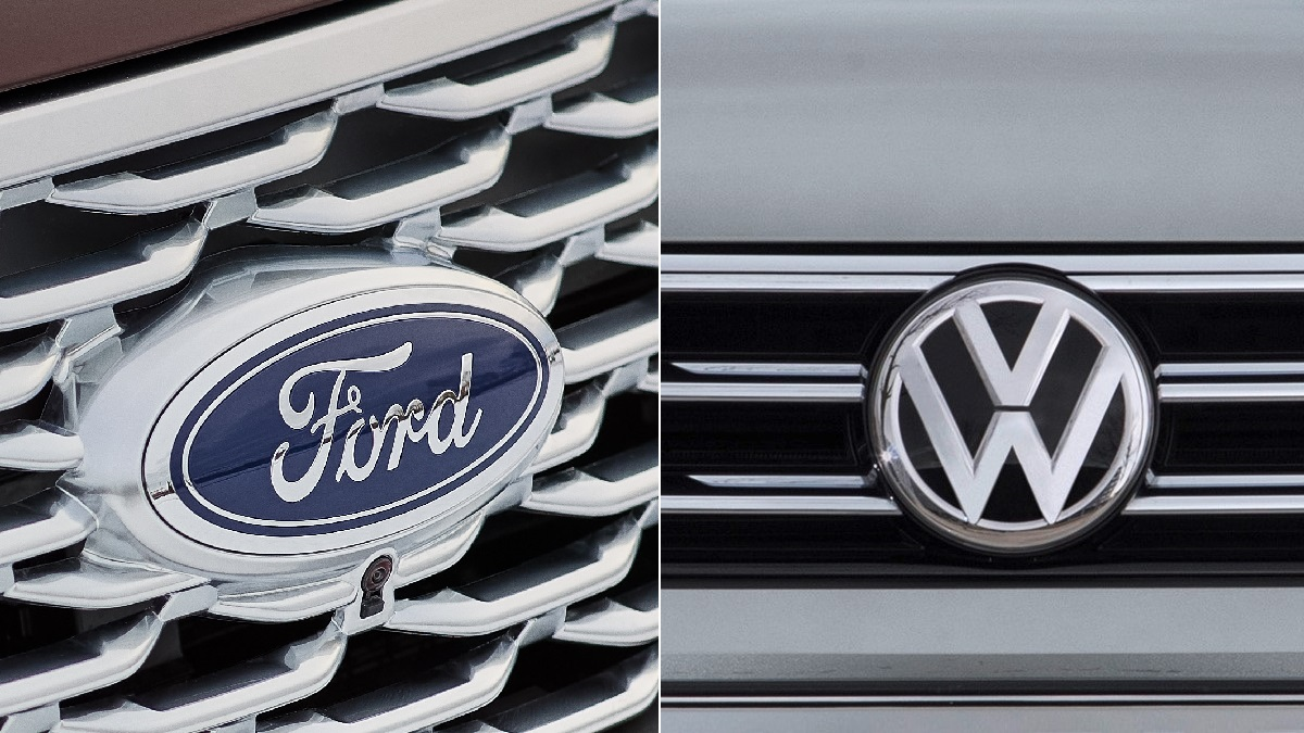 Ford And VW To Expand Global Alliance: Includes Electric Vehicles