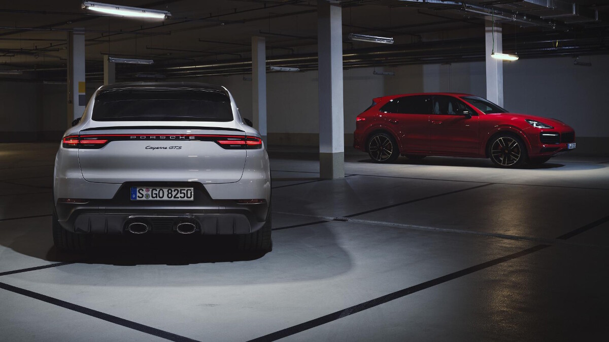 New Porsche Cayenne GTS ditches V6 … and gains 338 kW V8!