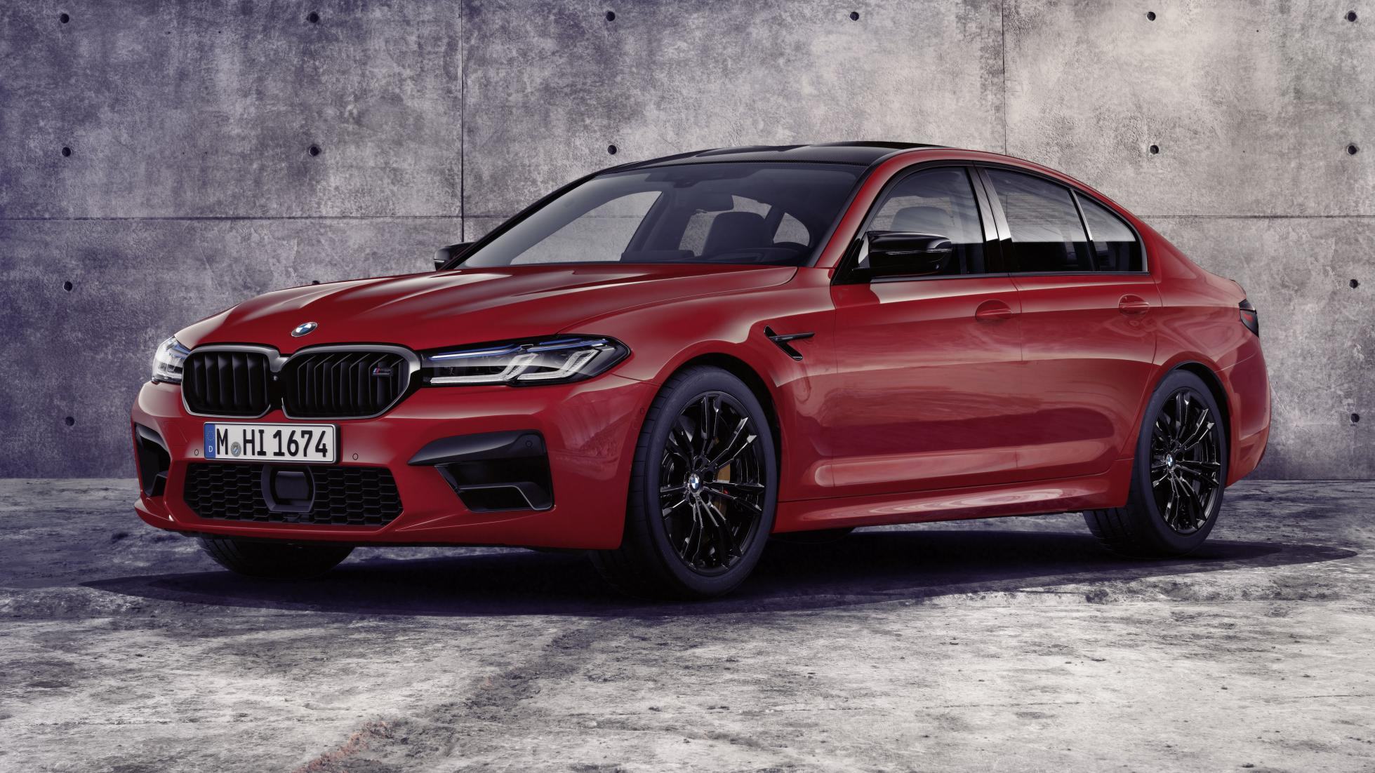 2021 Bmw M5 Competition Specs Features Price Photos