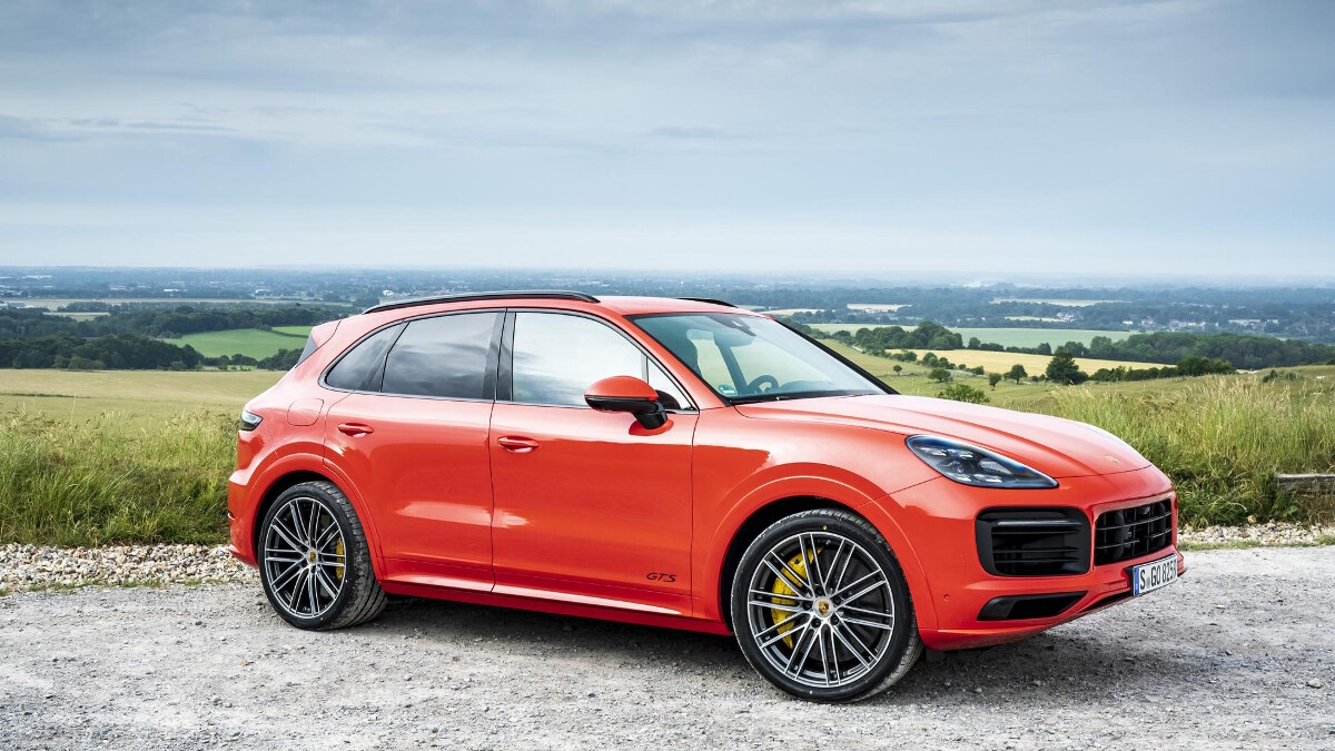 2020 Porsche Cayenne Gts First Drive Review Price Features Specs