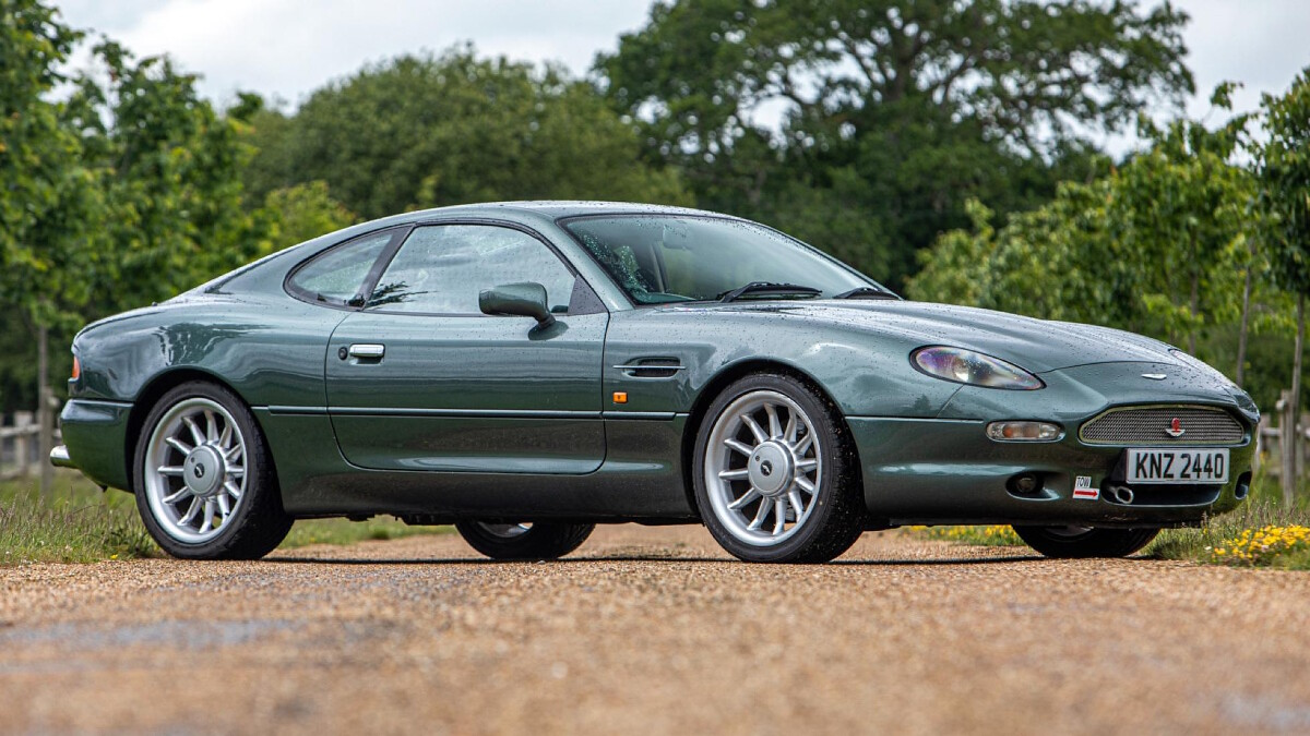 Aston Martin S Lagonda Vignale Concept Evoked A Long Bygone Era