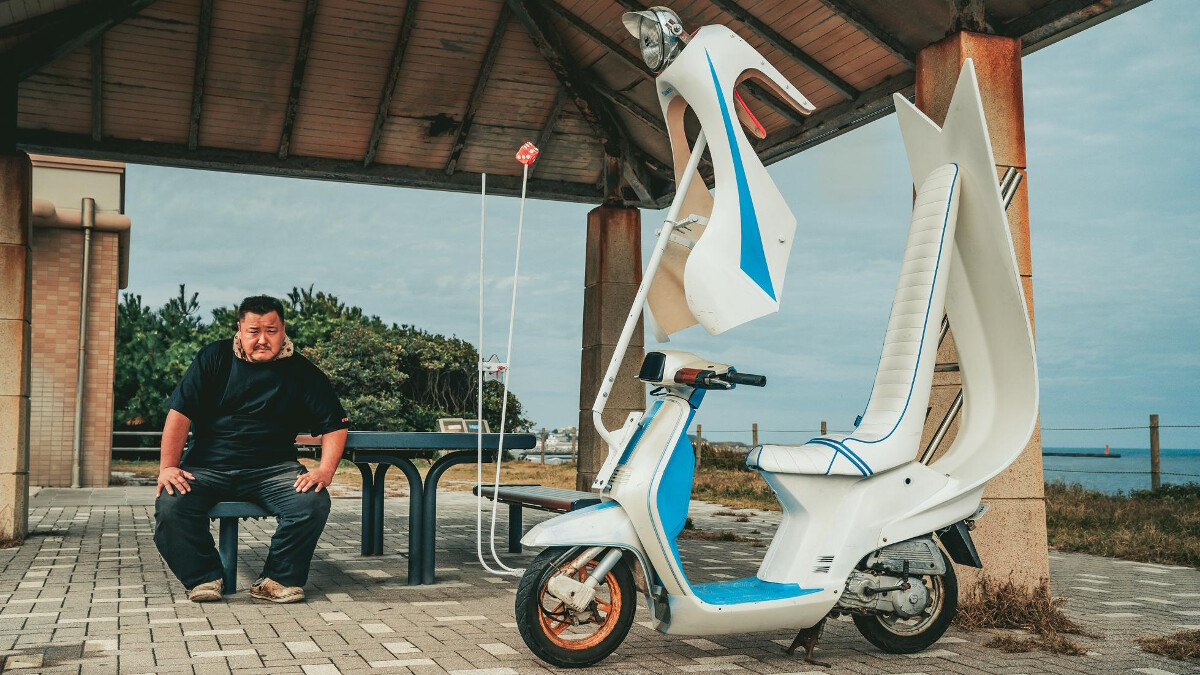 A Look Into Japan S Crazy Modified Scooter Scene