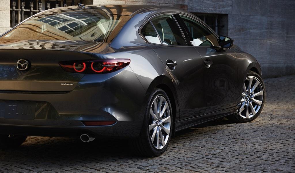 2020 mazda 3 2.5 turbo: specs, price, features