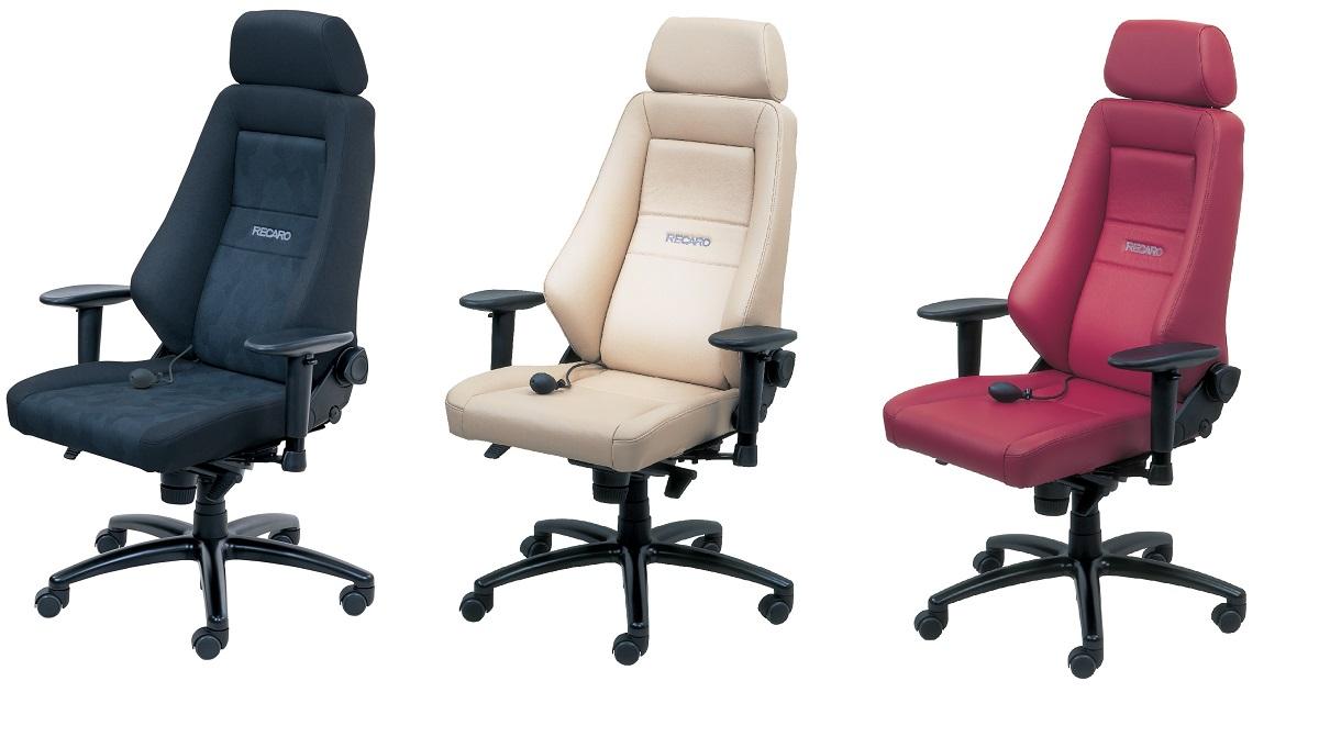 Recaro 24h Office Chair Specs Price Features