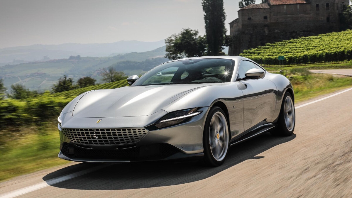 2020 Ferrari Roma Review Price Photos Features Specs