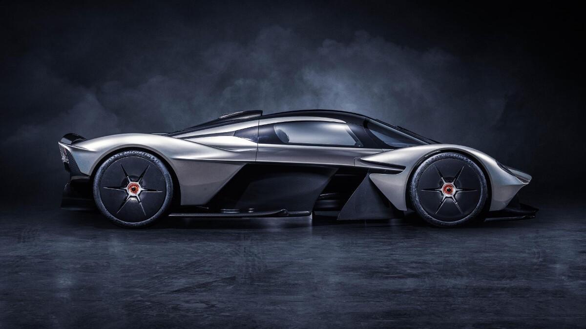 Aston Martin Valkyrie Murray T 50 Specs Features Comparo