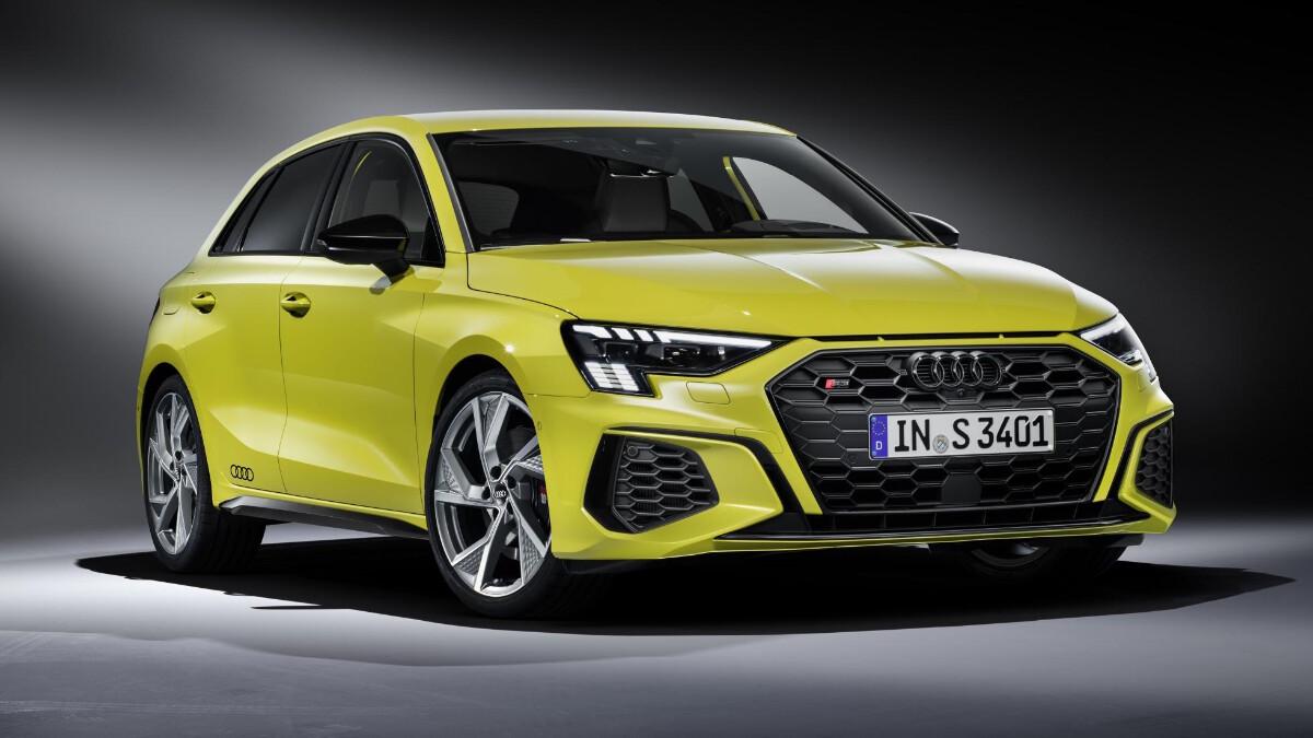 2020 audi s3 sportback, sedan: price, specs, features