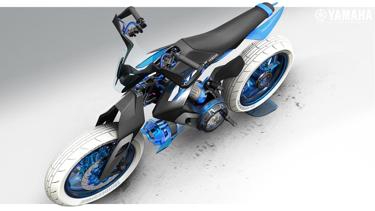 Yamaha H20 XT Concept: Specs, Features, Details, Renders
