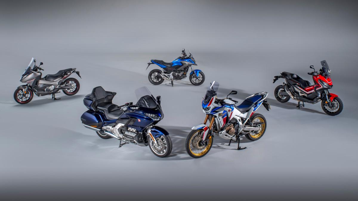 Honda Motorcycles Top Gear Philippines