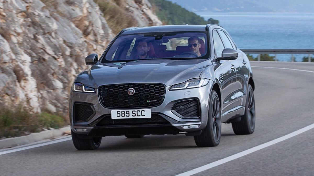 2020 Jaguar F-Pace: Price, Specs, Features