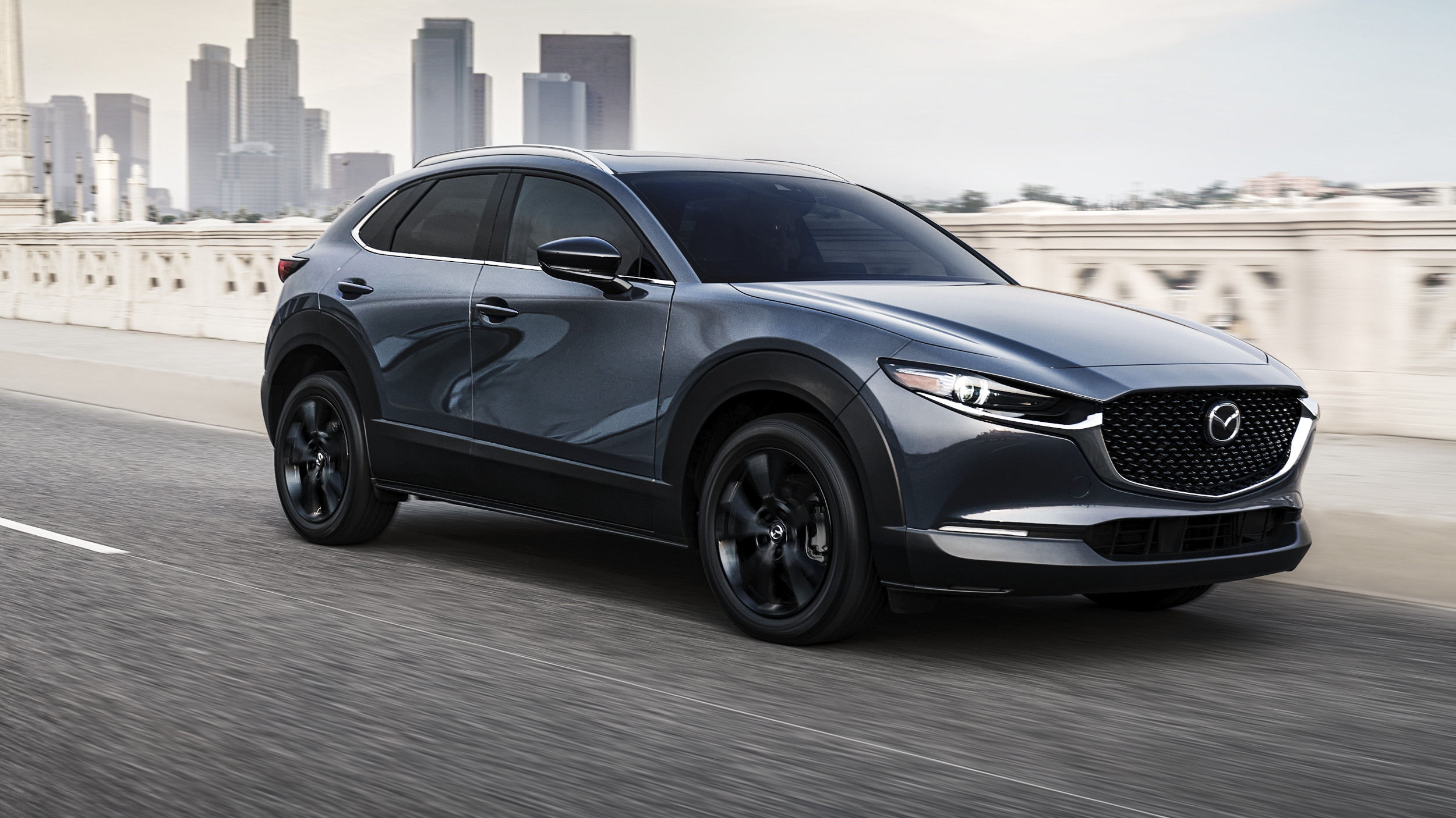 Mazda CX-30 gains 227 hp Turbo model