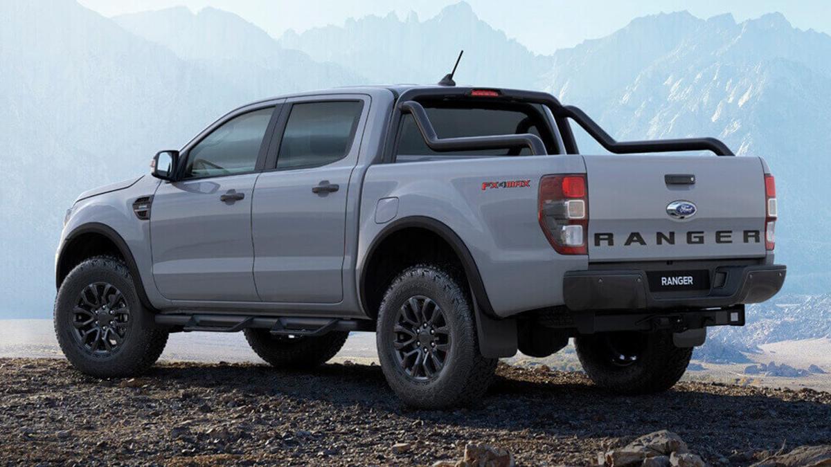 The Ford Ranger FX4 Max