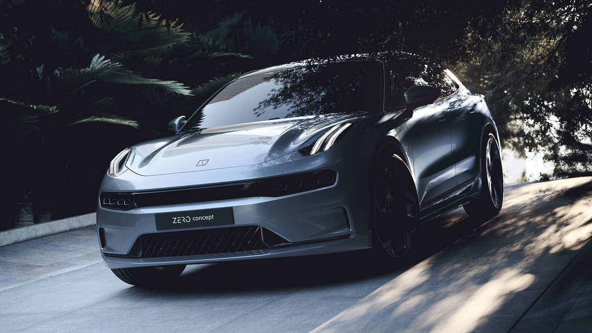Lynk and Co Zero Concept