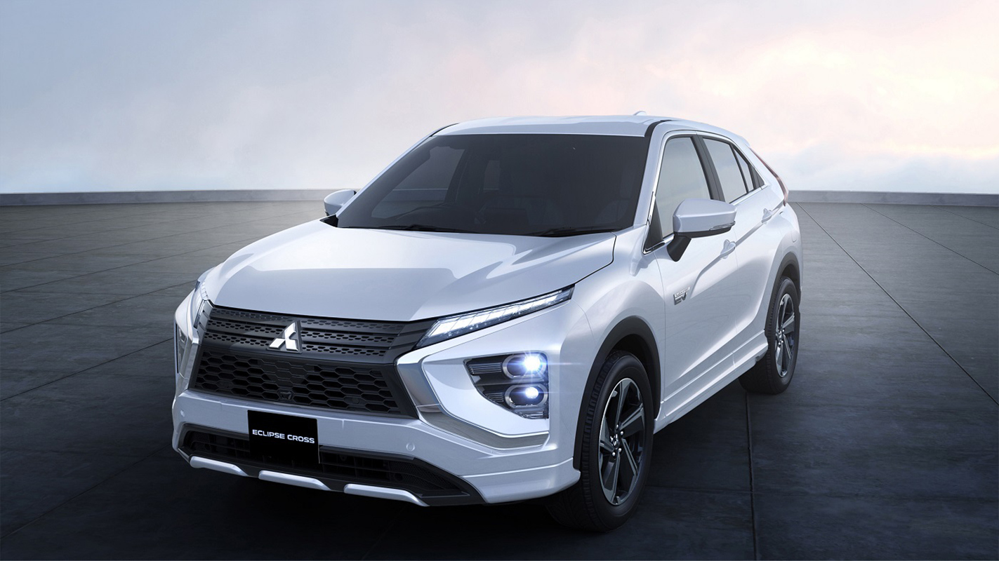 Mitsubishi's refreshed 2022 Eclipse Cross to land in Canada early '21