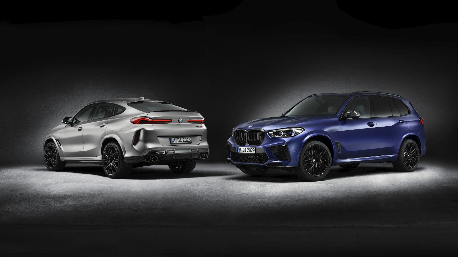 First Edition BMW X5 M Competition and X6 M Competition launched