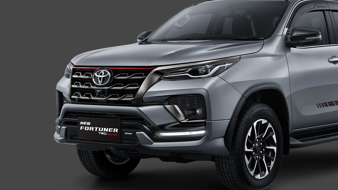 2021 Toyota Fortuner Trd Sportivo Specs Price Features