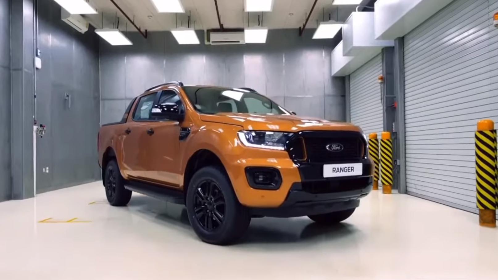2021 Ford Ranger, Everest: Facelift, Specs, Features